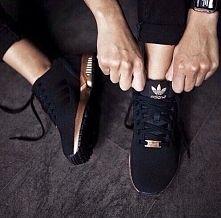 Zobacz zdjęcie adidas zx flux złote