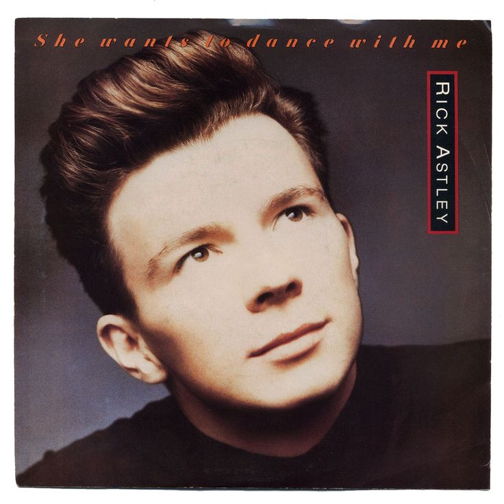 Rick astley she wants to dance with me 1988 80 39 s for 1988 dance hits