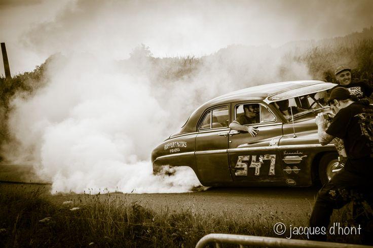 Lincoln smoke.