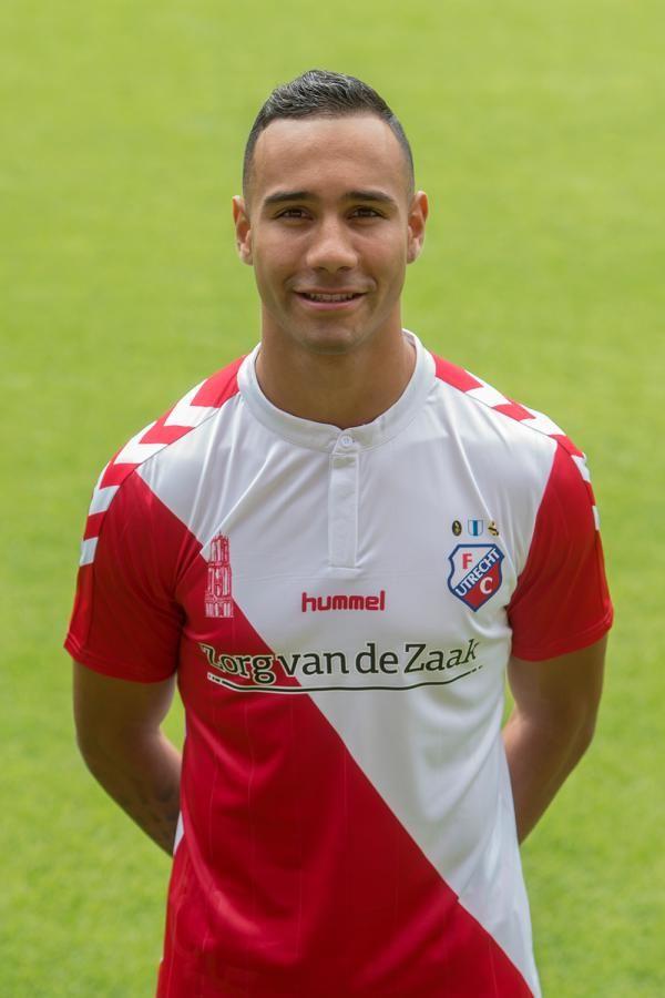 Sean Klaiber FC Utrecht (2015 - 2016)