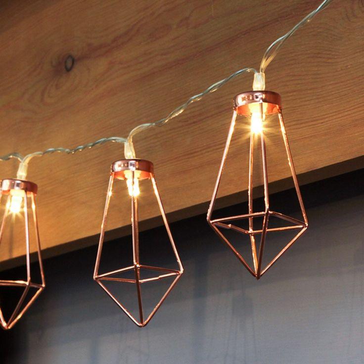 25+ basta Lantern string lights ideerna pa Pinterest