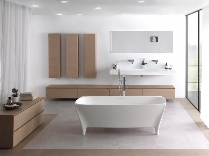 20 best Baden in solid surface / Baignoires en solid surface baden ...