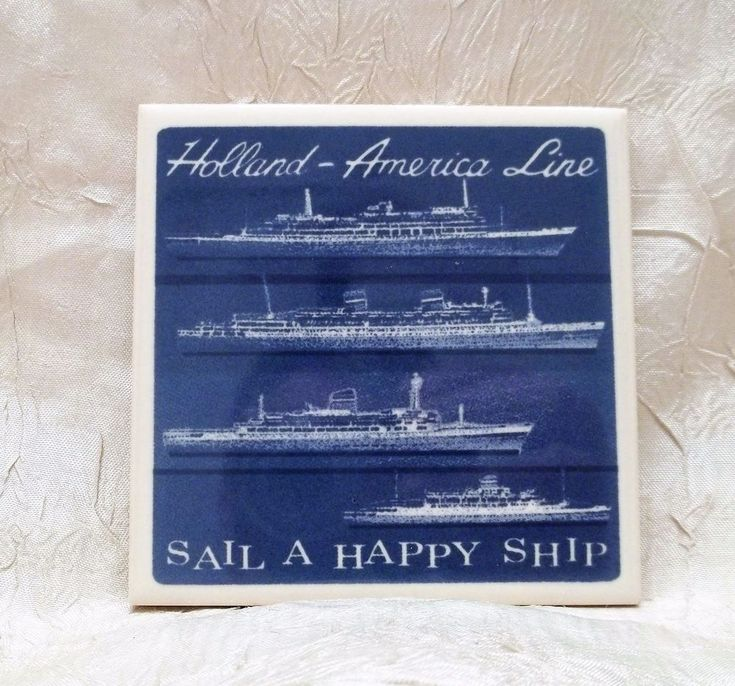 Best Holland America Cruise Line Collectibles Images On - Best holland america cruise ship