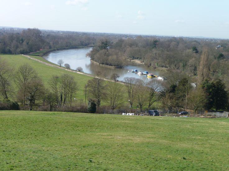 Primerose Hill in beautiful #Richmond #London