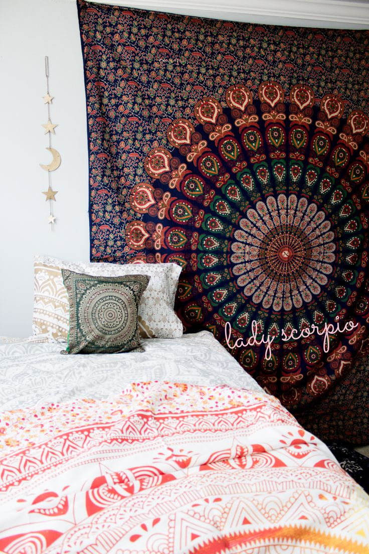Tapestry Bedroom Ideas