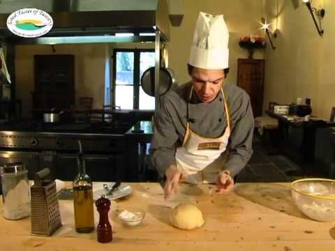 ▶ How to Make Homemade Pasta (Pici) - YouTube