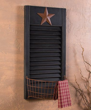 Makeover: Distressed Shutters - Crafts by Amanda