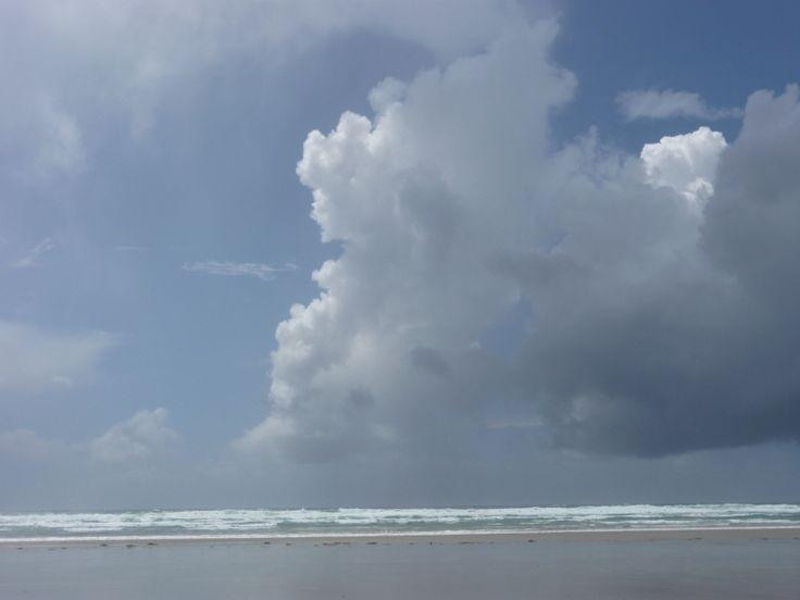 Penhors beach