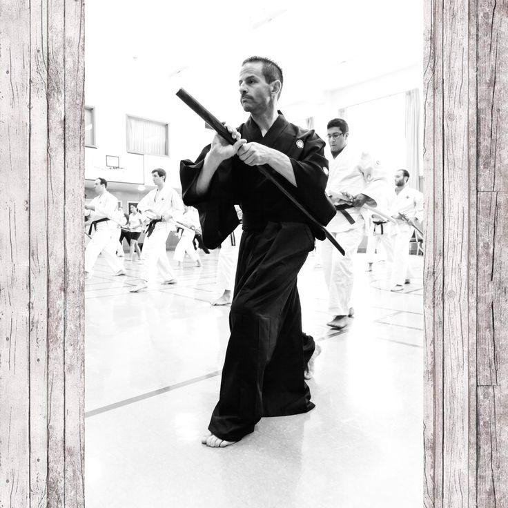 The Exceptional Swordperson seminar. Iaido-katana-boken-samurai-martial arts