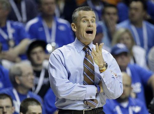 OKC Thunder: Billy Donovan's coaching style learned at knee of Rick Pitino Billy Donovan  #BillyDonovan