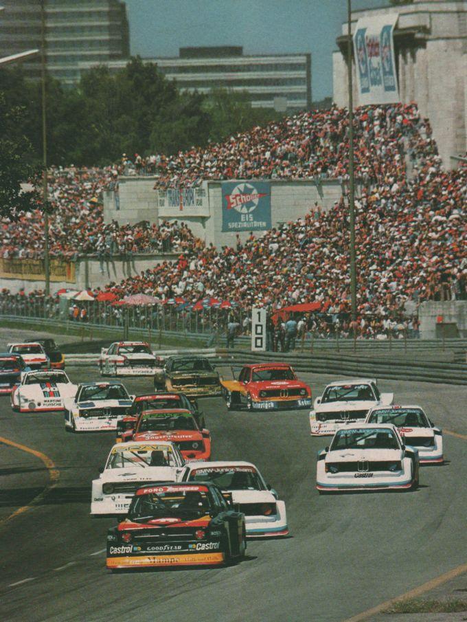 Norisring 1977 – das legendäre Rennen, bei dem der Kampf der BMW-Junioren mit Escort-Fahrer Hans Heyer eskalierte…