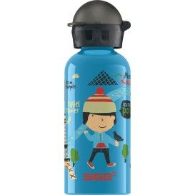 Gourde enfant SIGG 0,4l - Travel Boy Paris