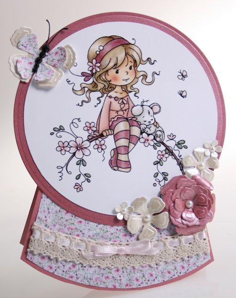 Crafty Devils Papercraft Blog: The Hobby House - Sweet Blossom