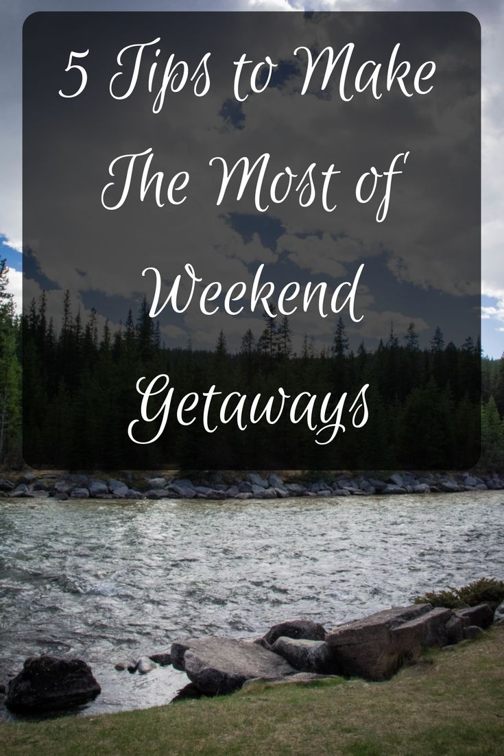 Many of you that have followed us for the last 18 months will know that much of our travel is done over the weekend or long weekend breaks, hence how we frequently coin the phrase 'Weekend Getaways'. We really want to focus our attention on the so-called 'Weekend Traveler' who has a full-time job during the week but loves to experience the world whenever time permits.