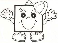 figuras geometricas animadas para preescolar - Buscar con Google