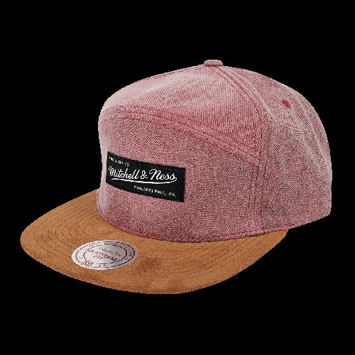 MITCHELL & NESS BROKEN 5-PANEL STRAPBACK now available at Foot Locker