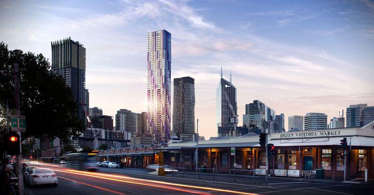Light House // 450 Elizabeth Street, Melbourne // Client: Hengyi Pacific PTY LTD, Sixth Grange PTY LTD // Architect & Interior Designer: Elenberg Fraser