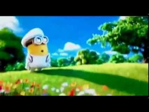 Minions cantando I Swear (Eu Juro) Despicable Me 2 - YouTube