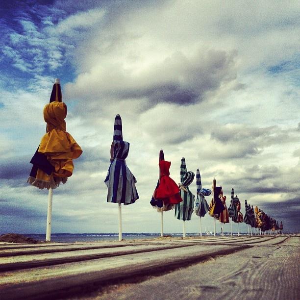 "@jvdt's photo: ""Trouville sur Mer - the Queen of Beaches"""