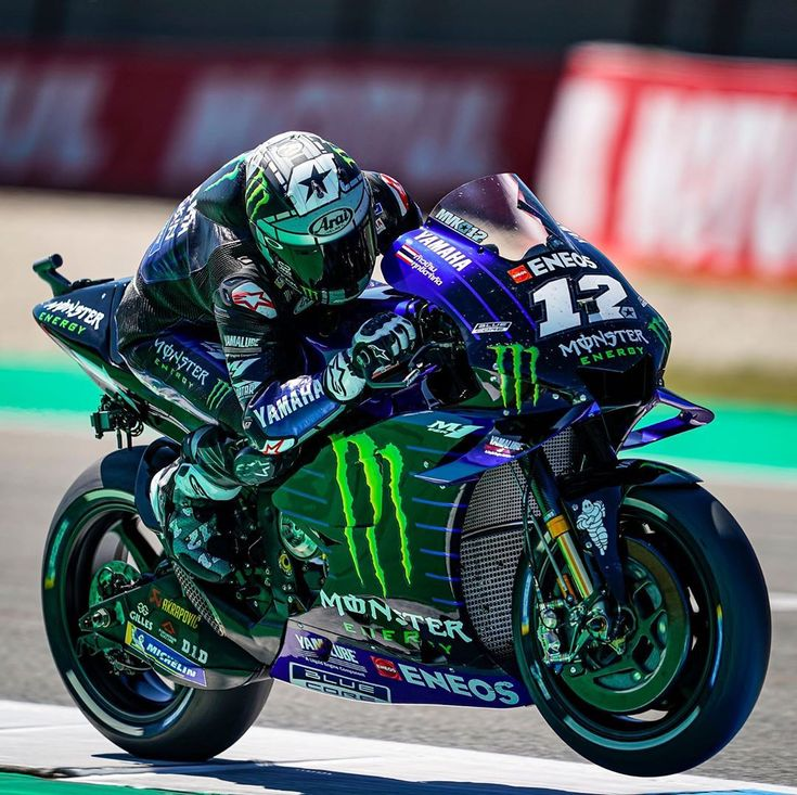 Yamaha MotoGP 1st place for maverick12official on Day 1