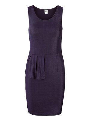 MIE PLEAT S/L SHORT DRESS VERO MODA Holiday Countdown contest. Pin to win the style! #holidaycountdown