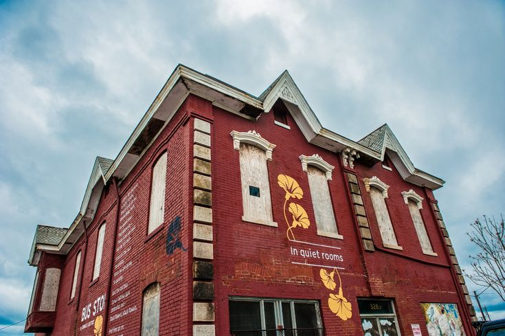 If you've been uptown, you've probably driven by the two-story red brick home at Brevard and 7th streets. Learn the history of the William Treloar House.