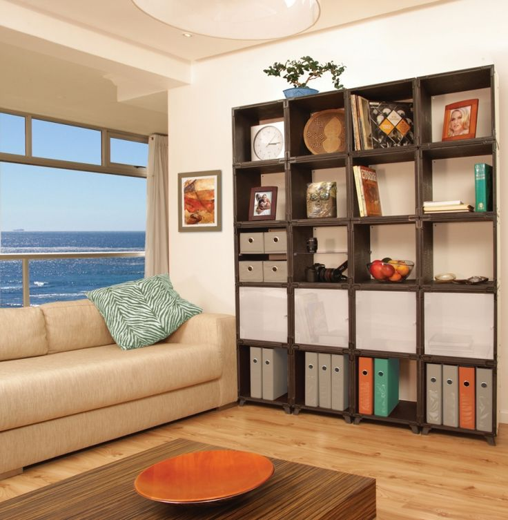 Looking for unique wall shelving? The modern, stylish, and eco-friendly Yube Wall Unit is easy to build and can be customized to fit your needs and style. With 20 Yube cubes, including shelves and drawers, you'll have a place for everything! Put the wall