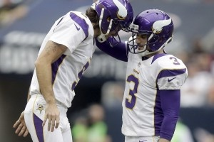 """Vikings punter Chris Kluwe to release a collection of """"uncensored personal essays"""""""