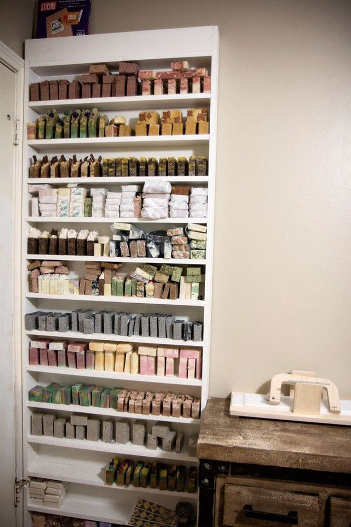 Tips for Soaping in Small Spaces