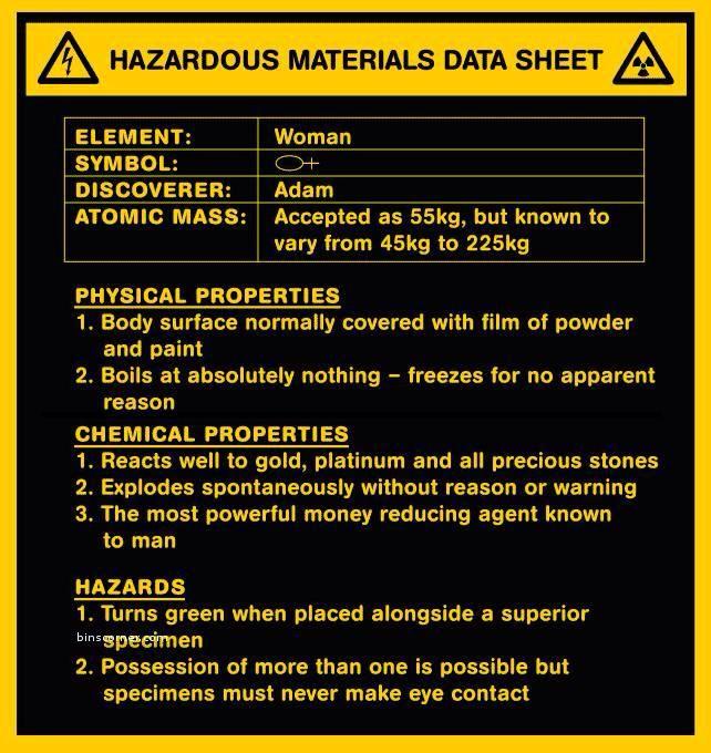Spray Paint Msds Sheets Part - 50: Woman MSDS Hazardous Substance Sheet