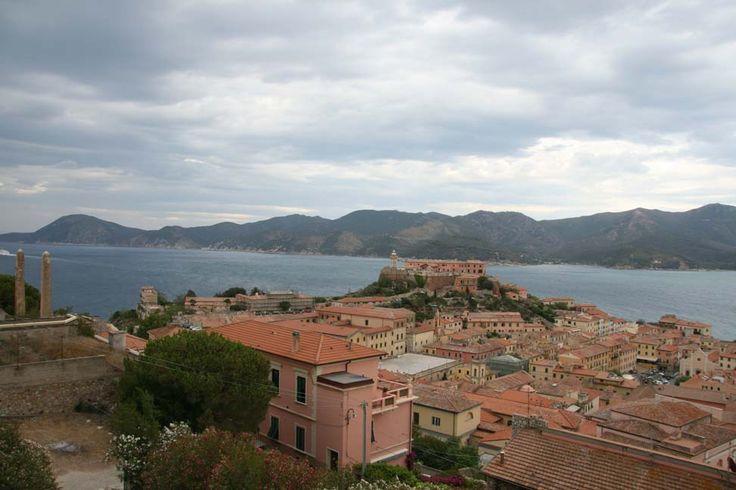 Elba - Portoferraio #Elba #Island #Tuscany