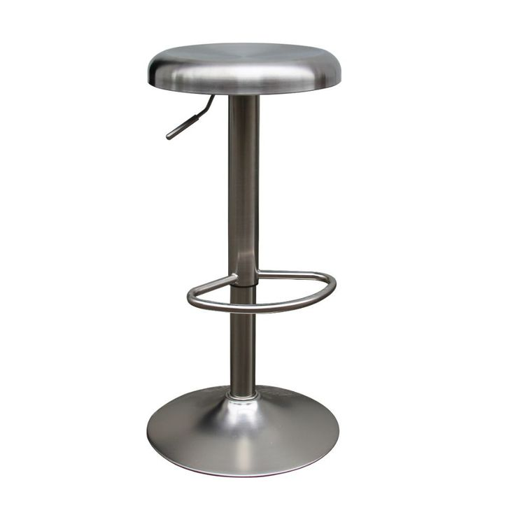 High-end Adjustable Bar Stool by Urban Port. This bar stool C204-123019 features all the benefits of in built home bar. Ideal and perfect for everyday use inside the house or outside the house. Our design includes water resistant body for longer usage.