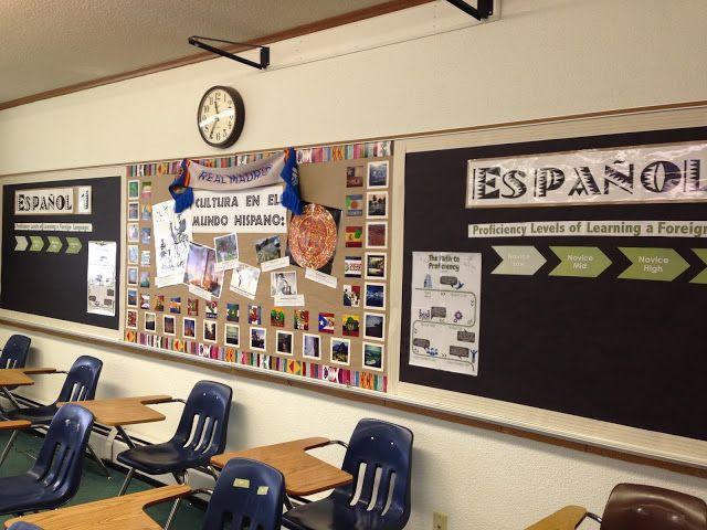 Spanish Teacher Classroom Decorations : Best decoration images on pinterest spanish classroom