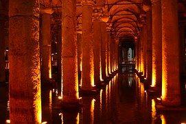 Acueducto, Estambul, Historia, Agua