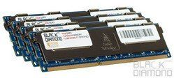 32GB 4X8GB RAM Memory for HP ProLiant Series DL370 G6 Performance DDR3 ECC Registered RDIMM 240pin PC38500 1066MHz Black Diamond Memory Module Upgrade -- For more information, visit image link.