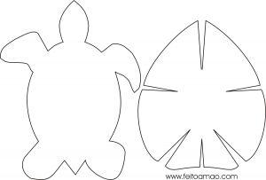 Passo a passo todas as etapas de como fazer uma tartaruga de papel com a tecnica da papietagem. Estrutura, detalhes e pintura.