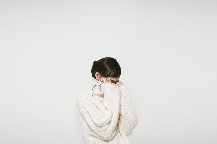 Elija Wool Knit Sweater