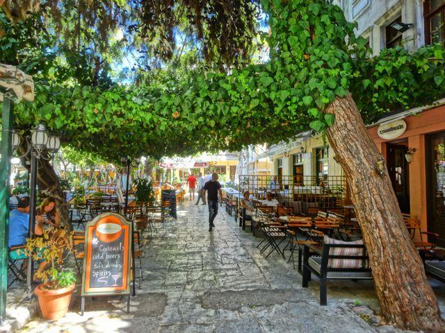 Plaka Square, Athens