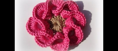 This 3d flower would make a gorgeous stand-out piece in many simple or more complex crochet projects. Follow the video tutorial below courtesy of Tina's Handicraft and learn how to crochet this beautiful 3D crochet flowers multi petals. Have fun in the process and mix and match the yarn color to your taste and you …