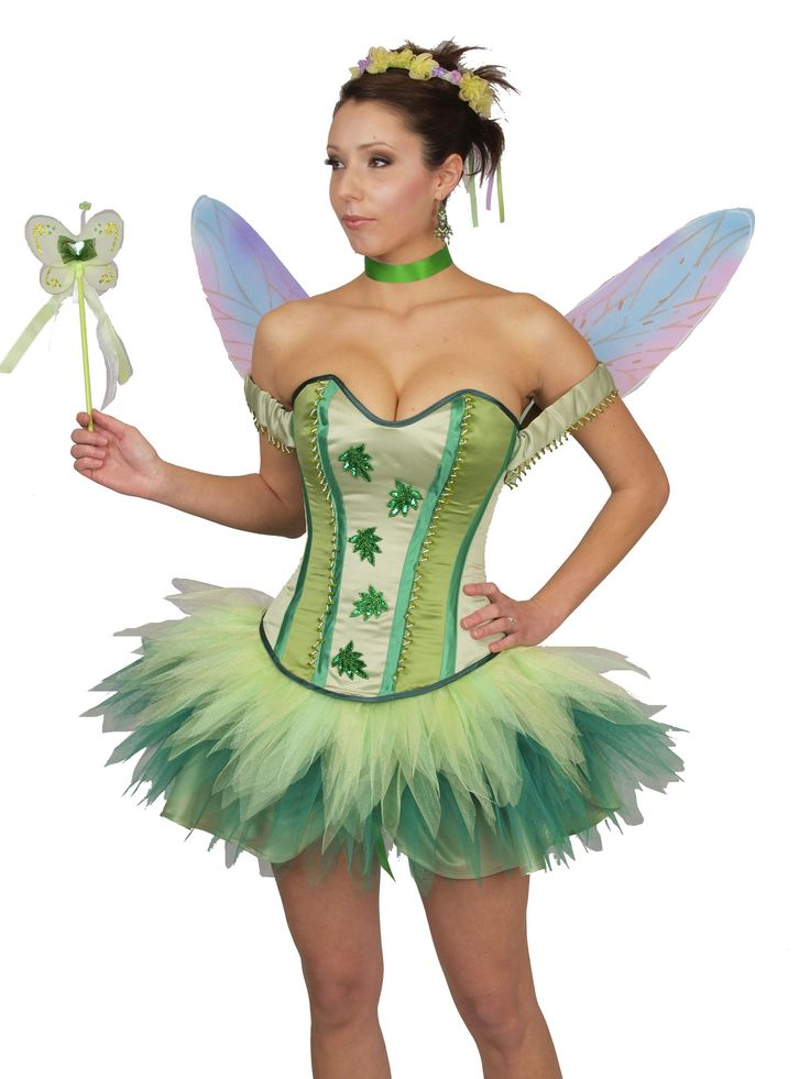 A Tinkerbell fancy dress costume has been a great Halloween costume for the…