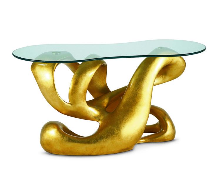 """Biomorphic Console"" by Tony Duquette for Baker Furniture.: Originals Design, Biomorph Tables, Tony Duquett, Baker Furniture, Consoles Tables, Duquett Biomorph, Biomorph Consoles, Selection Work, Biomorph Consoletoni"