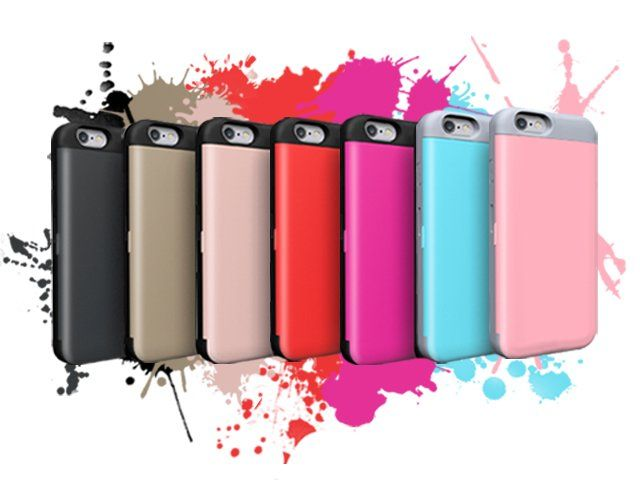 Toru Fashion's CX Pro Case for the iPhone 6 Plus comes in a wide variety of colors!
