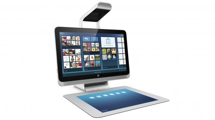 HP Sprout: H προσπάθεια της εταιρίας να αντικαταστήσει το ποντίκι και το πληκτρολόγιό σας[Video]