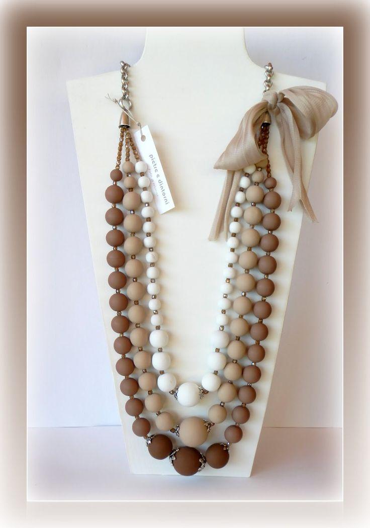 pietre e dintorni: collane primavera 2012
