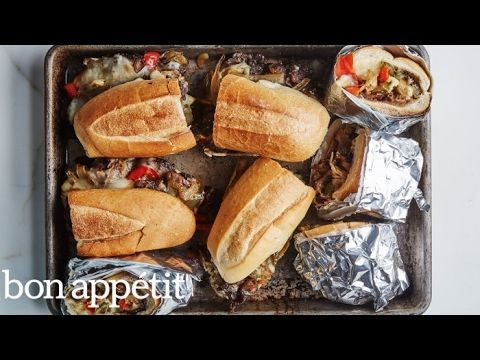 Party-Ready Cheesesteaks