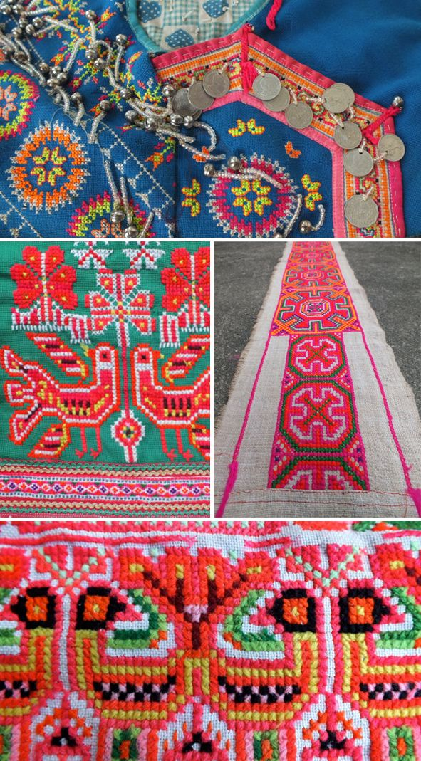 Hmong textiles are beautiful. This is something that represents my culture. I love designing clothes with Hmong textiles. This relates to my career in Design because I want to show some of my culture in the clothes that I make. I would love to start my own clothing line with some Hmong Culture.