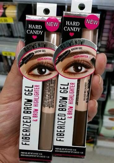 Ok soo i tryed benefits gimmie brow and this hardcandy brow gel. both work wonders but hardcandy will save about 20$!