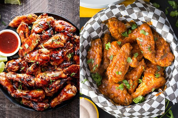 12 Deliciously Crispy Chicken Wings That Are Perfect For Game Day