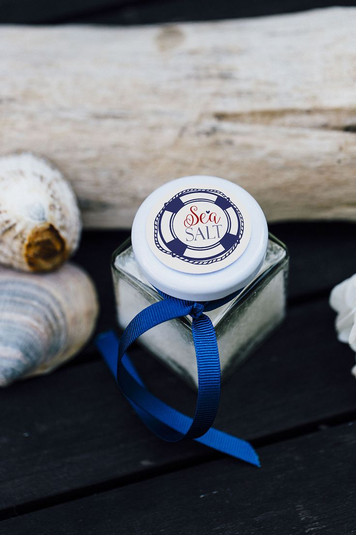 DIY des Monats August: Maritimes Ringschiff | Hochzeitsblog The Little Wedding Corner