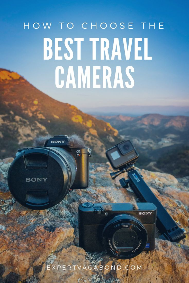 Best Travel Cameras For 2019 7 Compact Models For Any Budget